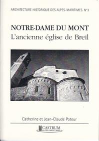 Breil Notre-Dame-du-Mont archéologie histoire