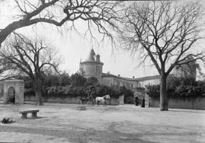 Mouans-Sartoux château