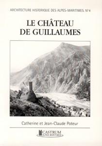 Guillaumes château Provence Vallée du Var castrum