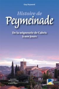 Peymeinade histoire Provence