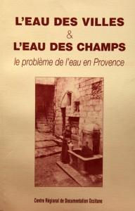 eau villes champs Provence