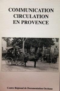 communication circulation Provence
