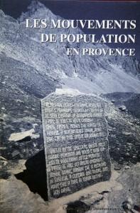 mouvements de population Provence