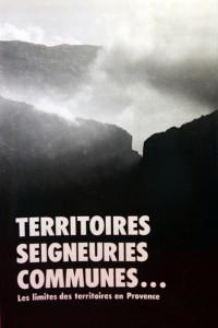 territoires seigneuries communes Provence