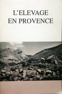berger pastoralisme colloque élevage Provence