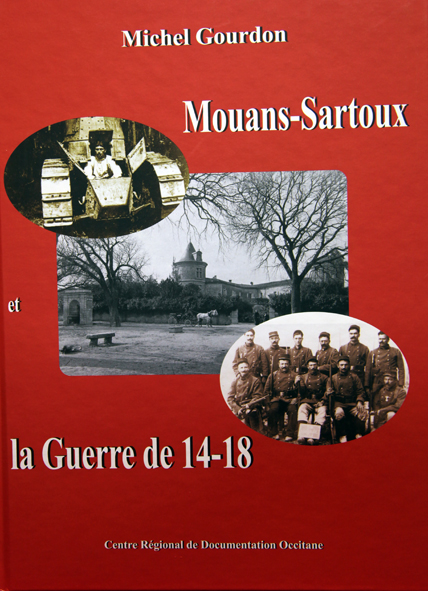 Mouans-Sartoux Guerre 14-18
