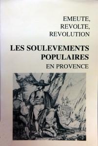 soulèvements populaires révoltes Provence