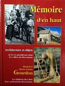 architecture objets Mercantour Provence vie quotidienne