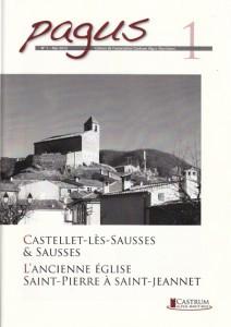 Pagus castrum Saint-Cézaire Provence archéologie moyen-âge