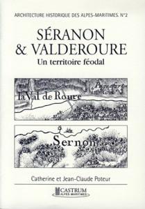Séranon Valderoure église castrum Provence