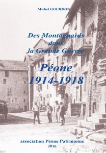 Couverture Péone 14-18